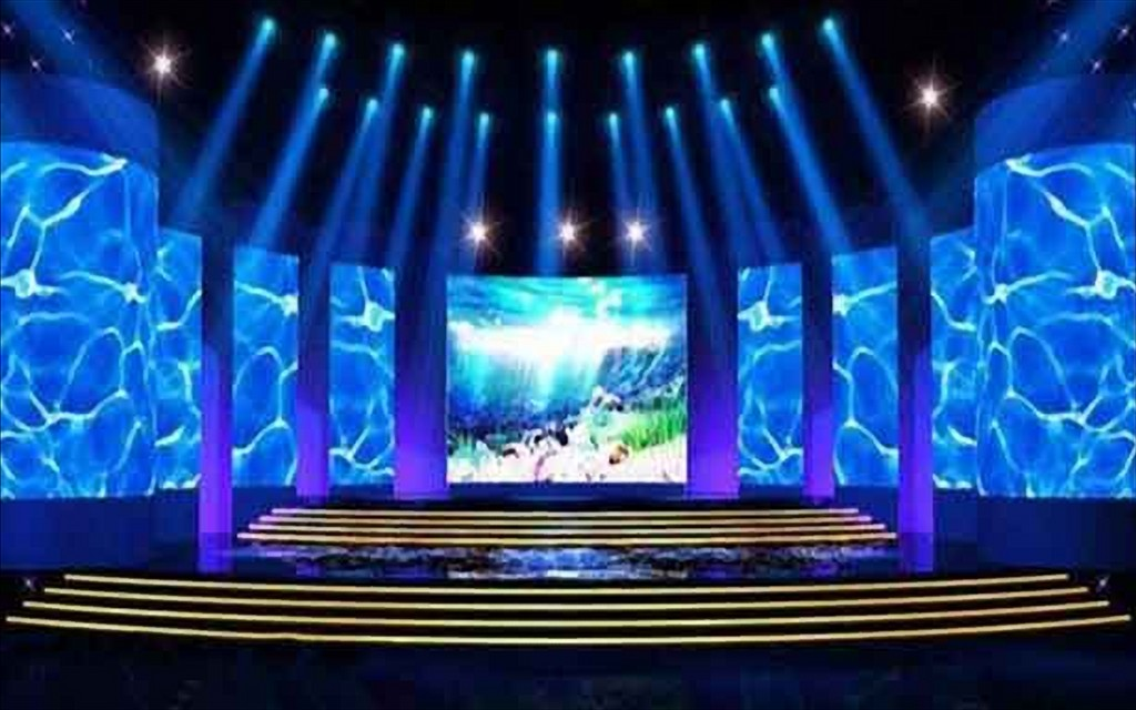 Led Strips Lighting And Stage Equinox